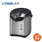 【TIGER 虎牌】日本製3.0L超大按鈕電熱水瓶(PDU-A30R)