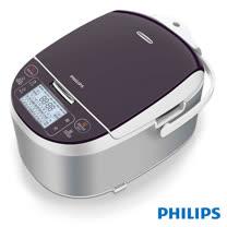 飛利浦 PHILIPS 灶燒電子鍋/會呼吸的電子鍋 (HD3095) 贈食譜