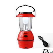 【特林TX】可充式復古造型露營燈(TX-0968A-Z)