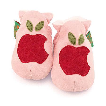 英國 Funky Feet 手工學步鞋 室內鞋 小蘋果 6-24M