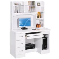 HAPPYHOME 進興白色4x5.6尺電腦桌886-4