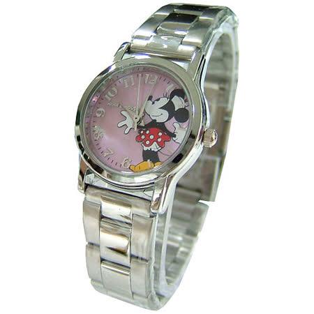 【迪士尼-Disney】米妮珍珠母贝钢带手表