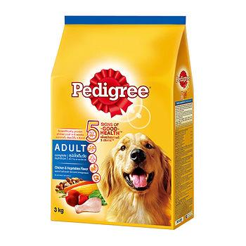 寶路-乾糧成犬雞肉及蔬菜口味 3kg