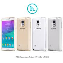 HOCO Samsung Note 4 N9100/N910U 輕系列 TPU軟套