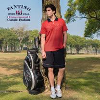 【FANTINO】男款 天絲棉簡約休閒短褲 433505