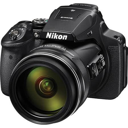 Nikon COOLPIX P900 83倍超強望遠光學變焦機(公司貨)-加送64G卡+原廠電池+專用電池+專用座充+相機包+減壓背帶+保護鏡+清保組+讀卡機+HDMI