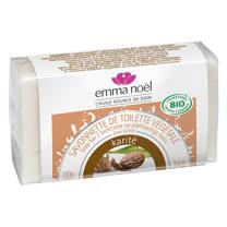 【Emma Noel 艾瑪諾耶】 歐盟BIO有機乳油木滋養南法香氛皂100g