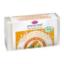 雙十一 限時買一送一【Emma Noel 艾瑪諾耶】 歐盟BIO有機柑橘果香南法香氛皂 100g