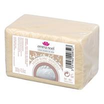 雙十一 限時買一送一【Emma Noel 艾瑪諾耶】法國皇室御用棕櫚白馬賽皂300G