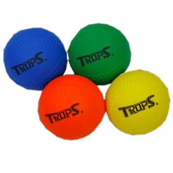 TROPS 發泡安全棒球(7cm)