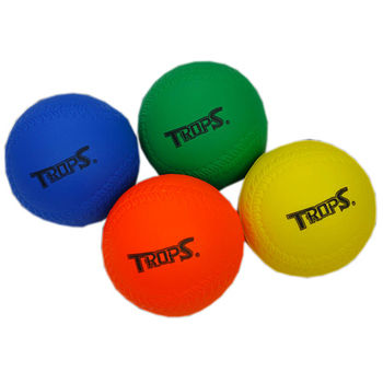 TROPS 發泡安全棒球(9cm)