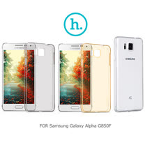 HOCO Samsung Galaxy Alpha G850F 輕系列 TPU軟套