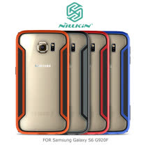 NILLKIN Samsung Galaxy S6 G920F 護甲系列雙料邊框 防撞外框 保護殼 保護框