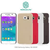 NILLKIN Samsung Galaxy S6 G920F 超級護盾硬質保護殼 抗指紋磨砂硬殼