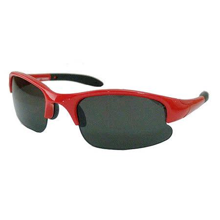 【Chimon Ritz】星空帅儿童太阳眼镜-红 (双色镜架)