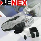 【BENEX】DynaPump Torch 3LED腳踏車燈 0305