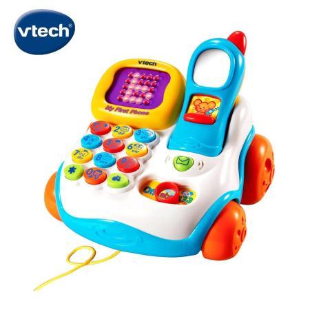 vtech智慧學習電話機
