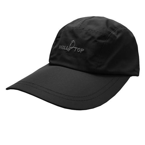 【hilltop山頂鳥】PORELLE防水透氣棒球帽S01XC2-黑