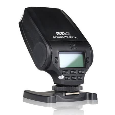 Meike 美科 MK320 閃光燈 閃燈 (MK-320,TTL,公司貨)Canon/Nikon/Olympus/Panasonic/Sony