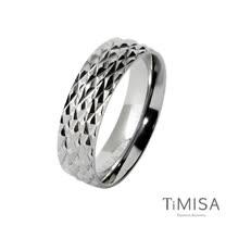 【TiMISA】永恆閃耀 純鈦戒指
