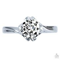 180City Diamond『午茶戀香』30分鑽石戒指