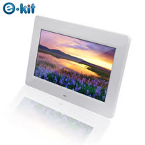 逸奇e-Kit  10吋白天使數位相框電子相冊 DF-F024