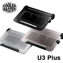 酷媽 Cooler Master U3 Plus 筆電散熱座