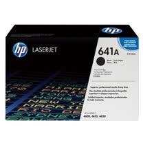 【HP】C9720A/641A 原廠黑色碳粉匣