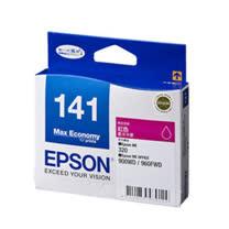 【EPSON】T141350 141 原廠紅色墨水匣