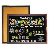 【成功 SUCCESS】015210 雙面木框軟木彩繪板 (中)
