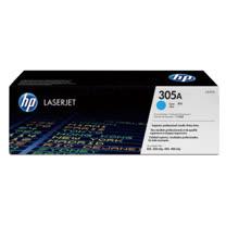 【HP】CE411A/305A 原廠藍色碳粉匣