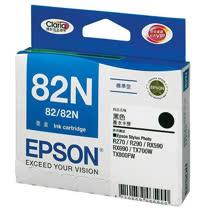 【EPSON】T112150 82N 原廠黑色墨水匣