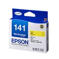【EPSON】T141450 141 原廠黃色墨水匣