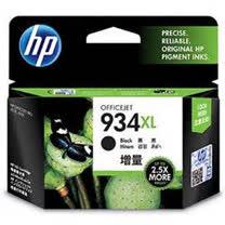 【HP】C2P23AA/NO.934XL 原廠高容量黑色墨水匣