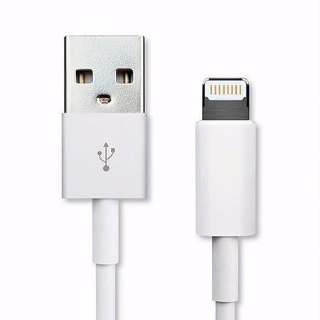 iPhone 5 / iPad mini 專用 Lightning to USB 充電傳輸線-1M