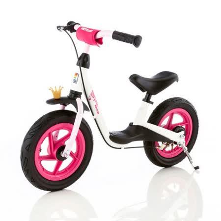 【德國KETTLER】豪華造型平衡滑步車-小公主