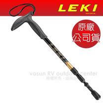 【德國 LEKI】Super Micro T把輕量鋁合金三節式健行登山杖(避震款)/柺杖.橡膠握把.適登山爬山健行旅行必備裝備_ 6322080