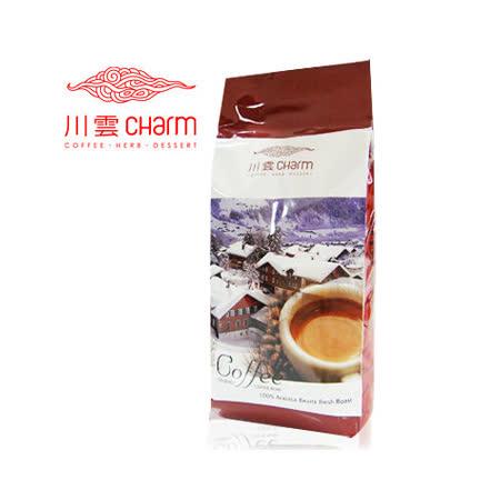 川云 炭烧冰咖啡(一磅450g)