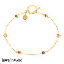 Jewelrywood 純銀好萊塢星光大道手鍊