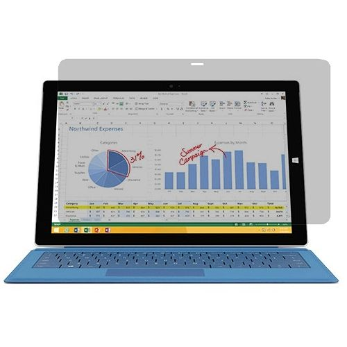 D A Microsoft Surface Pro 3  原膜AG螢幕保護貼 霧面防眩