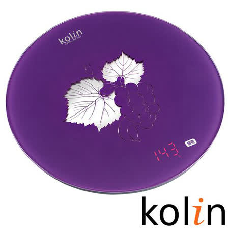 kolin 歌林 精緻食物料理秤 KWN-LNKS01