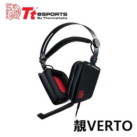 曜越 TT eSports 靚VERTO 耳機麥克風 (黑)