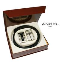 ANGEL雙頭皮帶禮盒組0566-50101-8