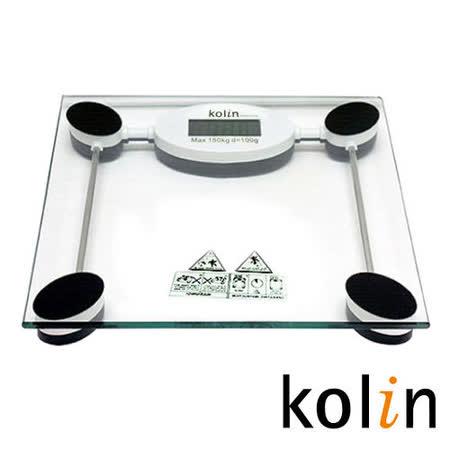Kolin 歌林 玻璃電子秤KWN-SH06