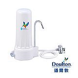 【DOULTON英國道爾敦】陶瓷濾芯長效式檯面型淨水器(M68)