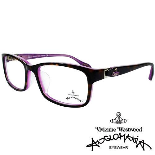 Vivienne Westwood 英國Anglomania側接金屬 土星光學眼鏡 琥珀