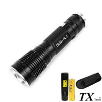 【特林TX】美國CREE RL2 LED伸縮變焦手電筒 (8415-L2)