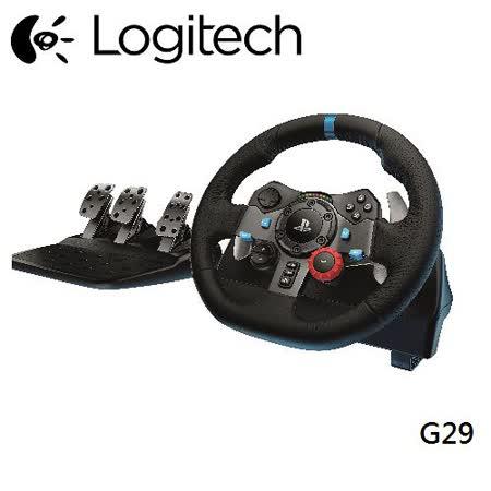 羅技G29 DRIVING FORCE 賽車方向盤