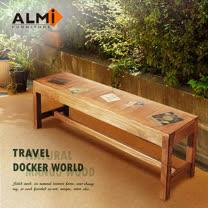 【ALMI】DOCKER WORLD- BENCH 140 長板椅
