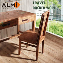 【ALMI】DOCKER WORLD- DOBW CHAIR 高背椅